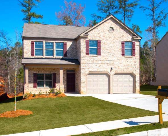 3741 Lilly Brook Drive, Loganville, GA 30052 (MLS #6627243) :: The North Georgia Group