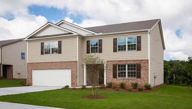 3691 Lilly Brook Drive, Loganville, GA 30052 (MLS #6627290) :: The North Georgia Group