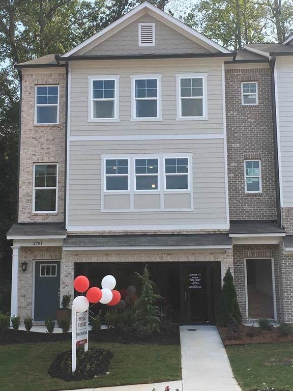 2773 White Oak Lane #23, Decatur, GA 30032 (MLS #6627984) :: North Atlanta Home Team