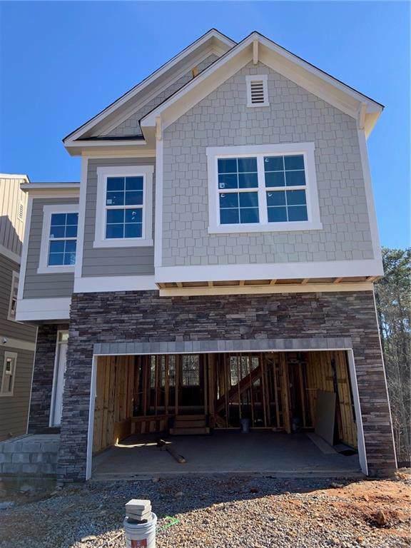 637 Crosshaven Drive, Marietta, GA 30066 (MLS #6629237) :: The Butler/Swayne Team