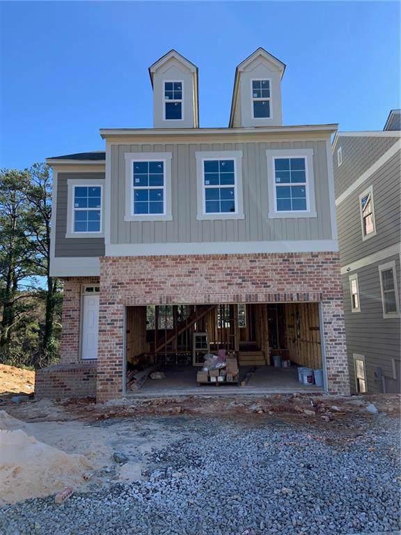 613 Crosshaven Drive, Marietta, GA 30066 (MLS #6629243) :: The Butler/Swayne Team