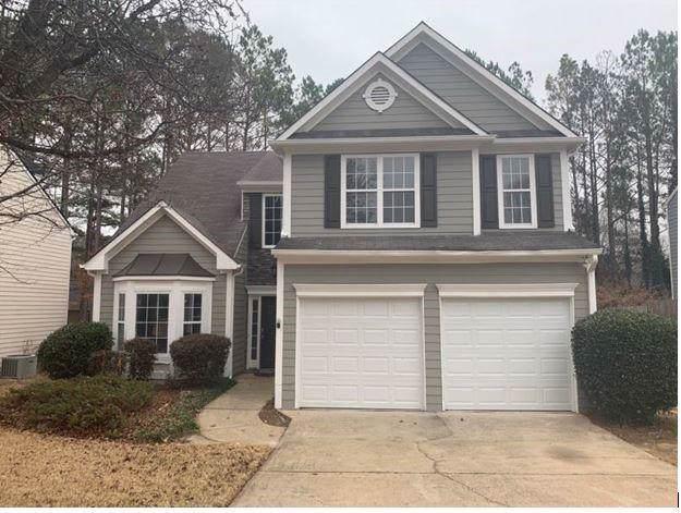 4303 Brighton Way NW, Kennesaw, GA 30144 (MLS #6635122) :: North Atlanta Home Team