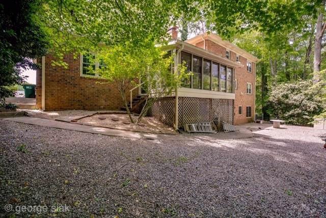 5217 Fox Hill Court, Peachtree Corners, GA 30092 (MLS #6635132) :: North Atlanta Home Team