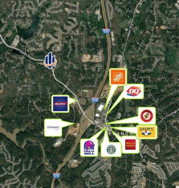 0 Sixes Road, Canton, GA 30114 (MLS #6635971) :: North Atlanta Home Team