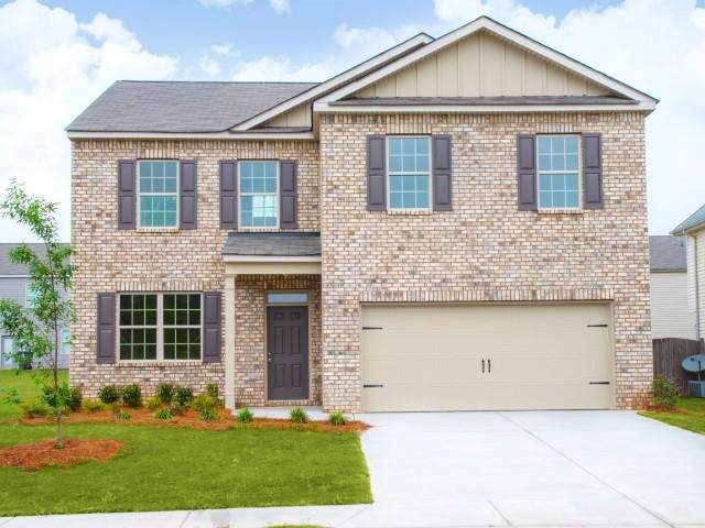 1566 Farrell Lane, Hampton, GA 30228 (MLS #6638855) :: MyKB Partners, A Real Estate Knowledge Base