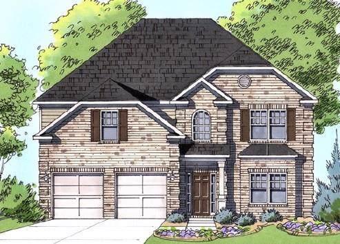 90 Castle Rock, Fairburn, GA 30213 (MLS #6639951) :: Charlie Ballard Real Estate