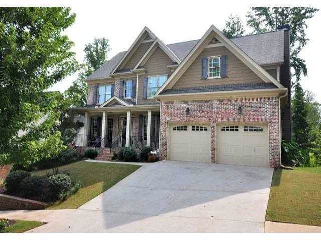 1331 Ashbury Park Drive, Hoschton, GA 30548 (MLS #6646311) :: HergGroup Atlanta