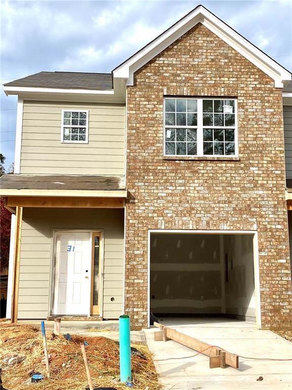 1493 Bluff Valley Circle #31, Gainesville, GA 30504 (MLS #6646674) :: North Atlanta Home Team