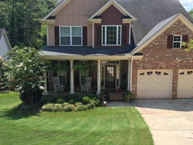 4901 Nellrose Drive NW, Kennesaw, GA 30152 (MLS #6648980) :: The Heyl Group at Keller Williams