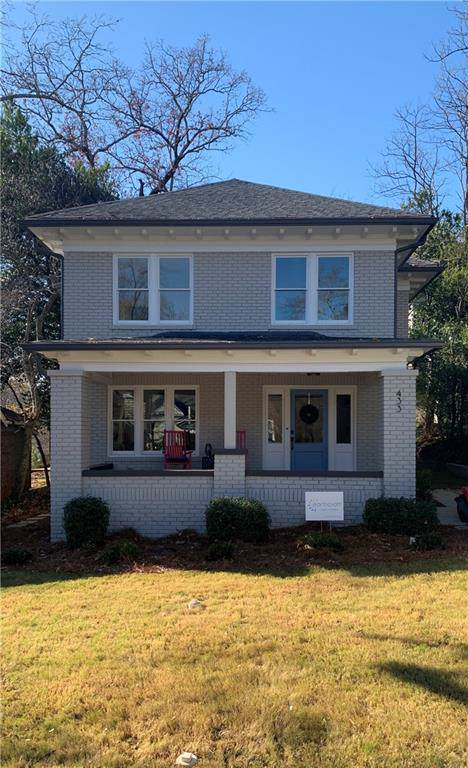 433 S Candler Street, Decatur, GA 30030 (MLS #6650985) :: North Atlanta Home Team