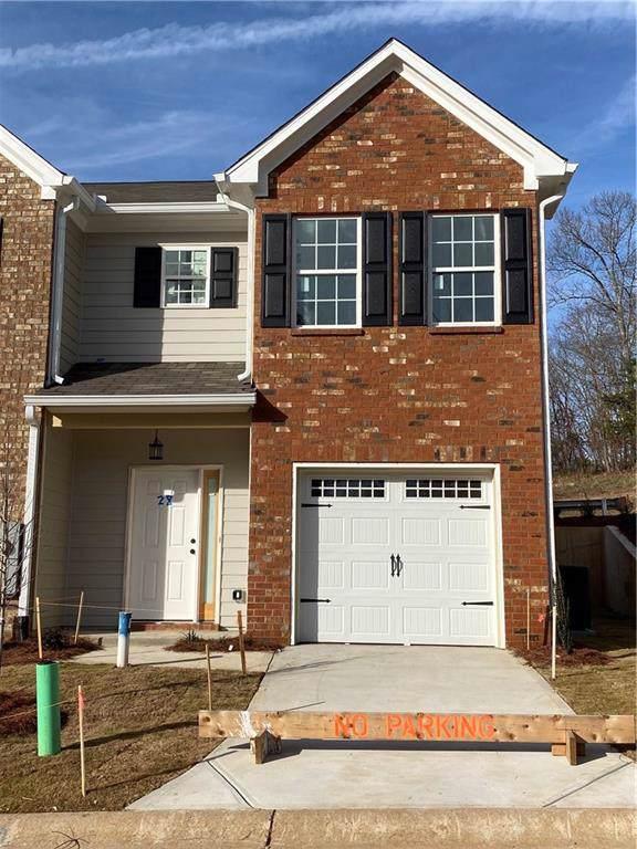 1487 Bluff Valley Circle #28, Gainesville, GA 30504 (MLS #6651279) :: North Atlanta Home Team
