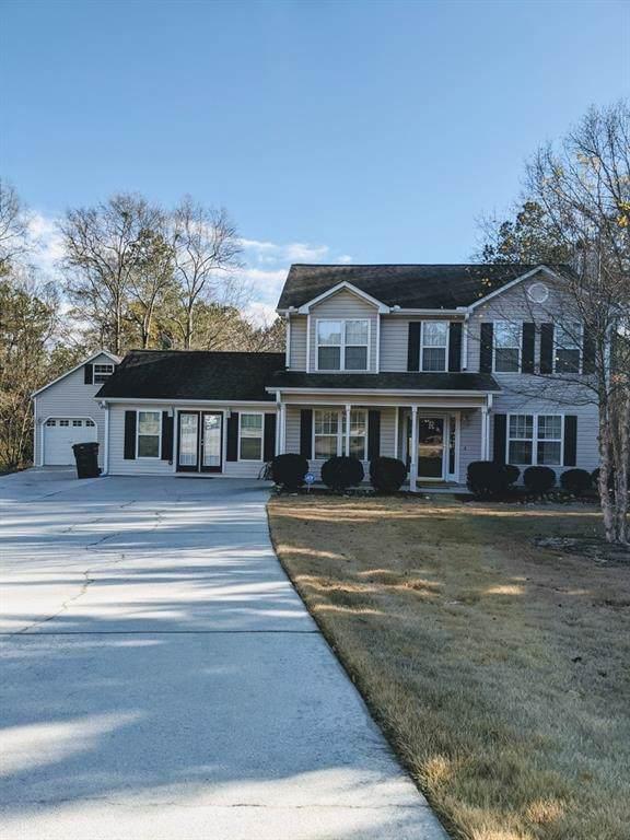 3620 Cobblestone Drive, Loganville, GA 30052 (MLS #6655247) :: North Atlanta Home Team