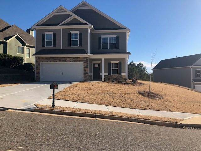 121 Crown Pointe Drive, Dawsonville, GA 30534 (MLS #6656568) :: North Atlanta Home Team