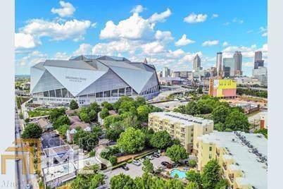 425 SW Chapel Street #1101, Atlanta, GA 30313 (MLS #6657430) :: North Atlanta Home Team