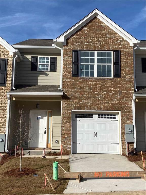 1489 Bluff Valley Circle #29, Gainesville, GA 30504 (MLS #6657434) :: North Atlanta Home Team