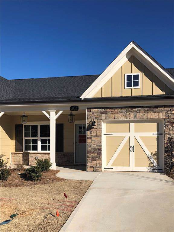 4519 Rutledge Drive #72, Oakwood, GA 30566 (MLS #6662152) :: North Atlanta Home Team