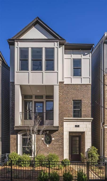 580 Broadview Place NE, Atlanta, GA 30324 (MLS #6663531) :: MyKB Partners, A Real Estate Knowledge Base