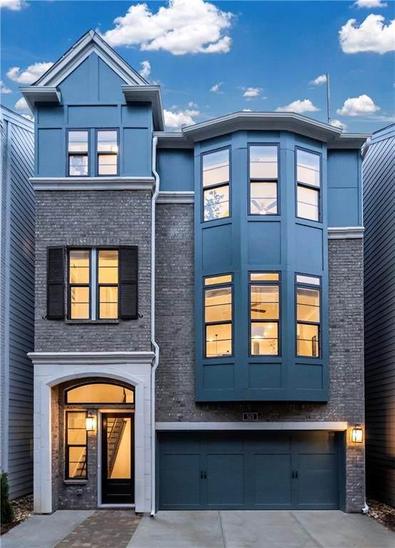 513 Broadview Place NE, Atlanta, GA 30324 (MLS #6663542) :: MyKB Partners, A Real Estate Knowledge Base