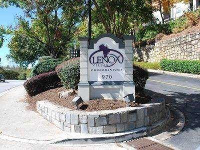 970 Sidney Marcus Boulevard NE #2103, Atlanta, GA 30324 (MLS #6664898) :: RE/MAX Paramount Properties