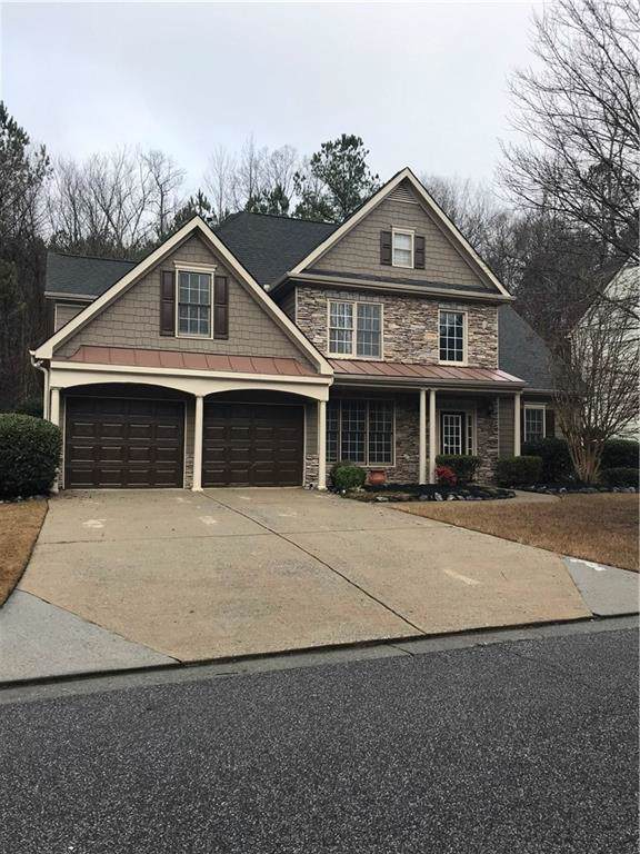 205 Park Creek Drive, Woodstock, GA 30188 (MLS #6666307) :: North Atlanta Home Team