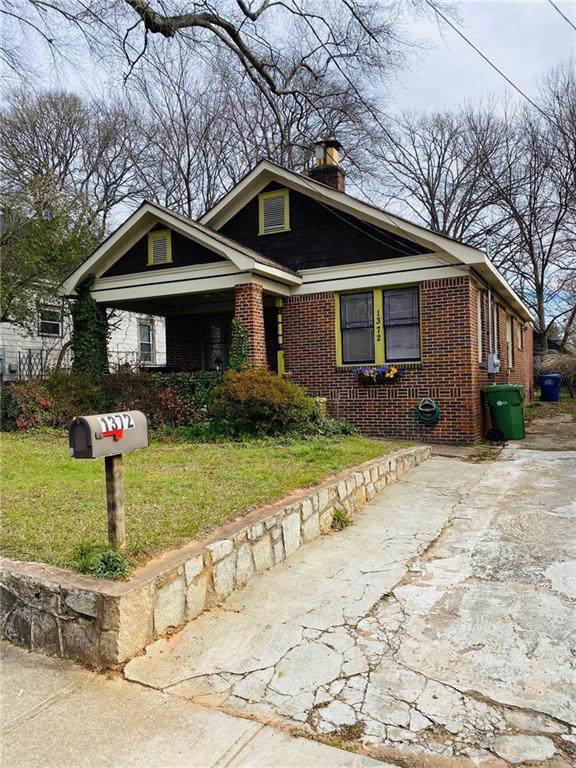 1372 Beatie Avenue SW, Atlanta, GA 30310 (MLS #6670193) :: The Cowan Connection Team