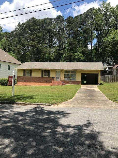 1896 Canmont Drive, Brookhaven, GA 30319 (MLS #6674556) :: The Zac Team @ RE/MAX Metro Atlanta