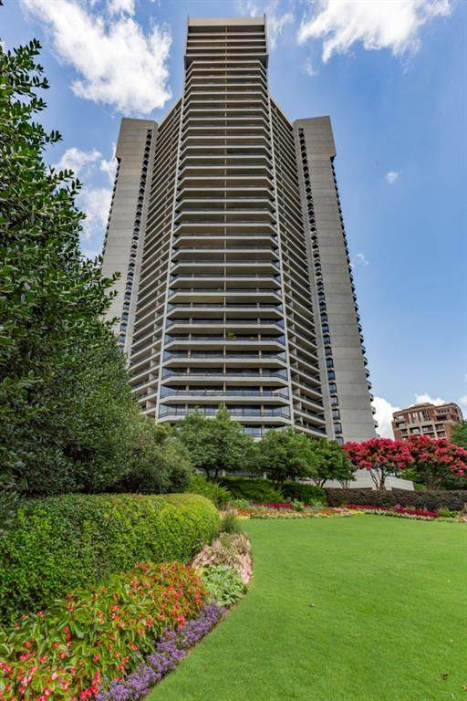 2660 Peachtree Road NW 8D, Atlanta, GA 30305 (MLS #6676442) :: Rich Spaulding