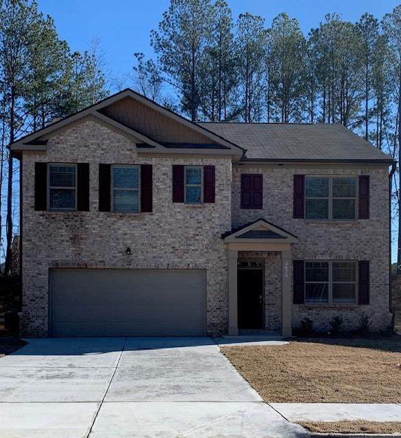 3670 Lilly Brook Drive, Loganville, GA 30052 (MLS #6678540) :: Charlie Ballard Real Estate
