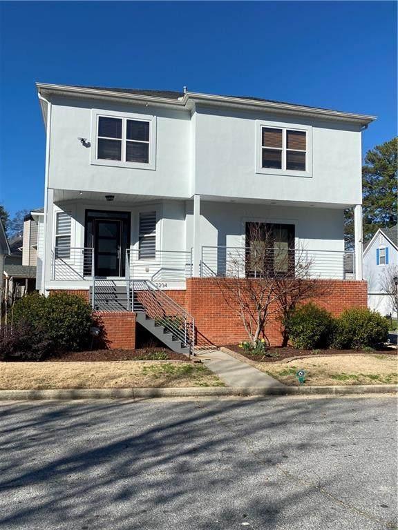 2234 Wayside Drive NE, Atlanta, GA 30319 (MLS #6681241) :: Kennesaw Life Real Estate