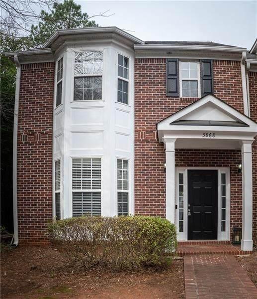 3868 Guilderoy Lane #3, Austell, GA 30106 (MLS #6686285) :: North Atlanta Home Team