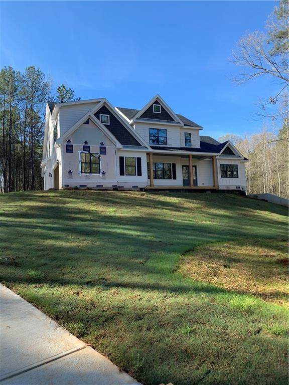 180 Stonegate Trail, Carrollton, GA 30117 (MLS #6687019) :: The North Georgia Group
