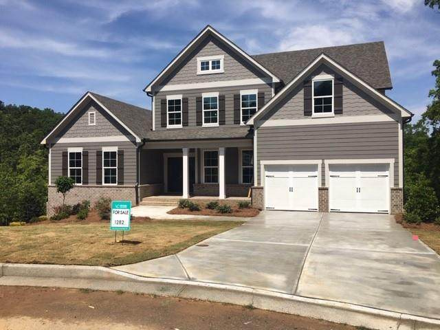 22 Plantation Ridge Drive, Cartersville, GA 30120 (MLS #6690380) :: The Heyl Group at Keller Williams