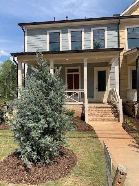 12603 Arnold Mill Road #36, Milton, GA 30004 (MLS #6691991) :: RE/MAX Paramount Properties