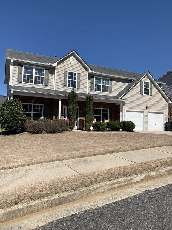 40 Loblolly Lane, Dallas, GA 30132 (MLS #6694728) :: MyKB Partners, A Real Estate Knowledge Base