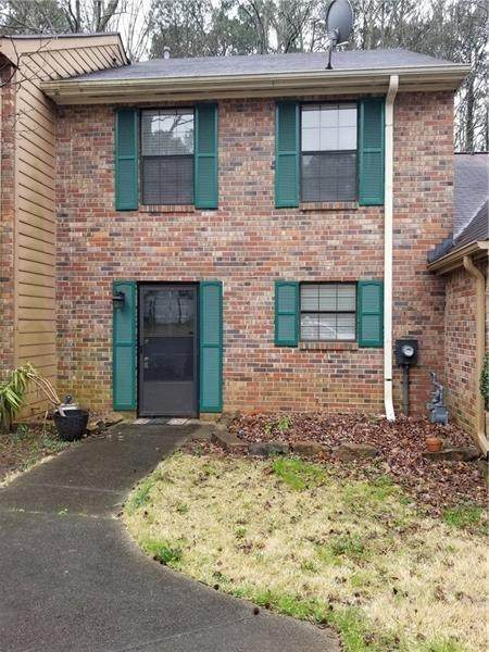 1033 Travelers Trail NW, Kennesaw, GA 30144 (MLS #6695420) :: Kennesaw Life Real Estate