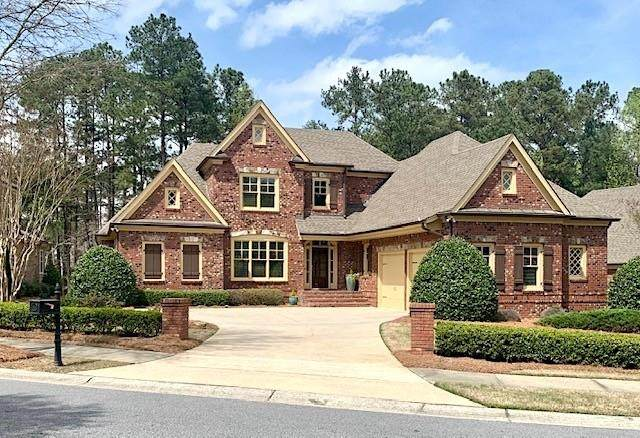 4227 Tattnall Run, Acworth, GA 30101 (MLS #6696964) :: Kennesaw Life Real Estate