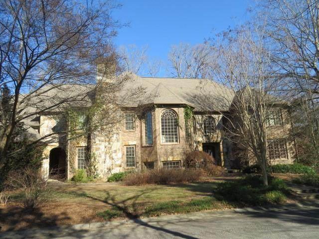 419 Oakmont Place, Sandy Springs, GA 30027 (MLS #6698435) :: Path & Post Real Estate
