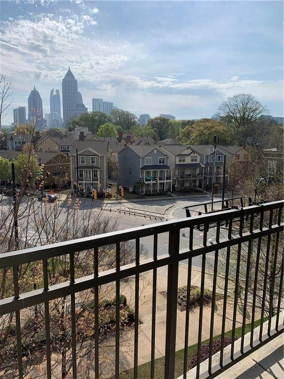 390 17th Street NW #4067, Atlanta, GA 30363 (MLS #6702845) :: Rich Spaulding