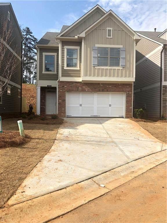 637 Crosshaven Drive, Marietta, GA 30066 (MLS #6702919) :: Path & Post Real Estate