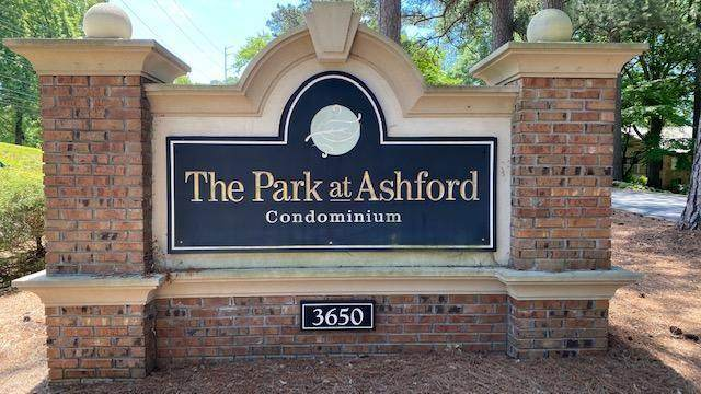 3650 Ashford Dunwoody Road NE #921, Brookhaven, GA 30319 (MLS #6705414) :: Good Living Real Estate