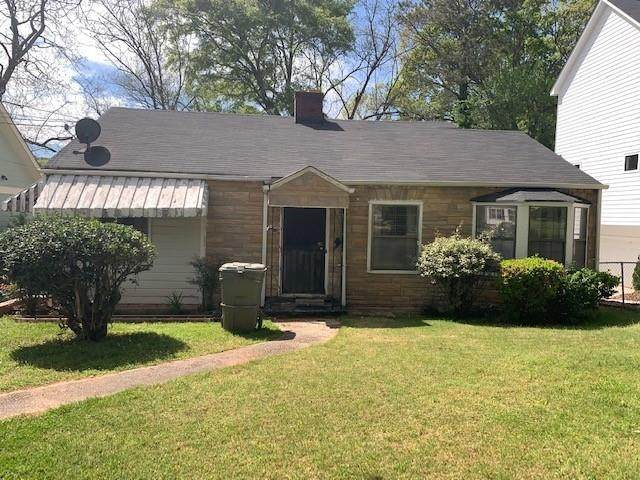 58 Lannon Avenue NE, Atlanta, GA 30317 (MLS #6706163) :: The Zac Team @ RE/MAX Metro Atlanta