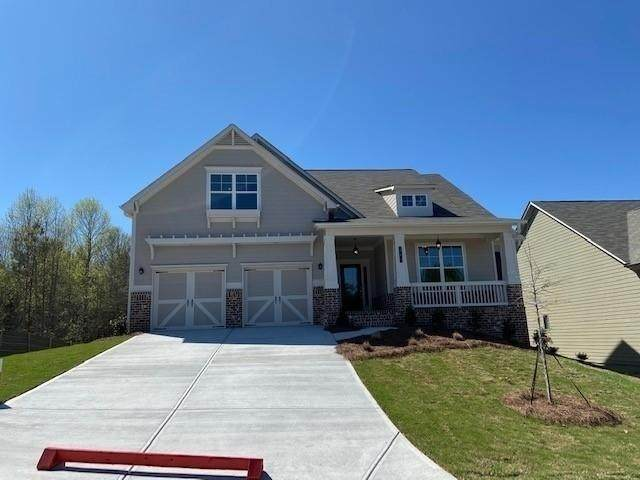 165 Crestbrook Lane, Dallas, GA 30157 (MLS #6712291) :: Thomas Ramon Realty