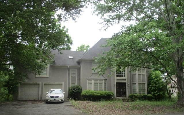 7429 Waters Edge Drive, Stone Mountain, GA 30087 (MLS #6715492) :: The Heyl Group at Keller Williams