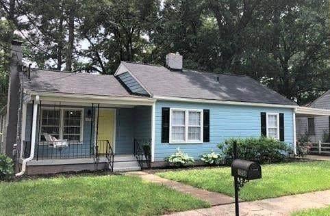 1216 E Forrest Avenue, East Point, GA 30344 (MLS #6715568) :: The Butler/Swayne Team