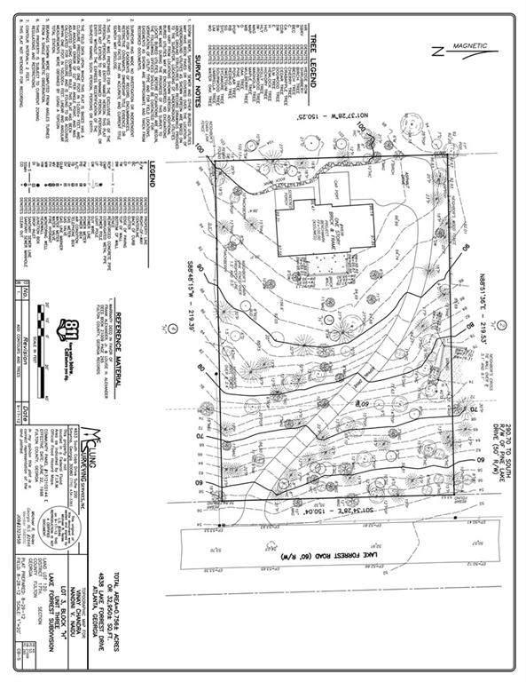 4838 Lake Forrest Drive, Sandy Springs, GA 30342 (MLS #6718796) :: The Heyl Group at Keller Williams