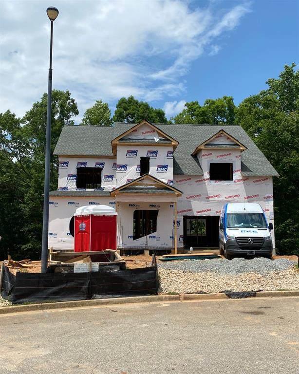 3386 Kenyon Creek Drive NW, Kennesaw, GA 30152 (MLS #6721246) :: North Atlanta Home Team