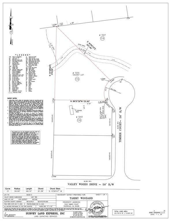 7233 Timber Court, Riverdale, GA 30296 (MLS #6722347) :: Rock River Realty