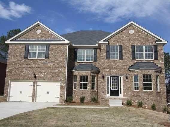 3710 Morinda Drive, Douglasville, GA 30135 (MLS #6723554) :: The Heyl Group at Keller Williams