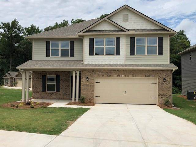 82 Rose Circle, Pendergrass, GA 30567 (MLS #6725748) :: North Atlanta Home Team