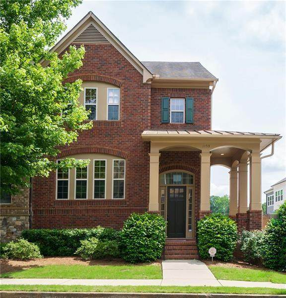 1153 Parktown Drive #8, Mableton, GA 30126 (MLS #6729541) :: Kennesaw Life Real Estate